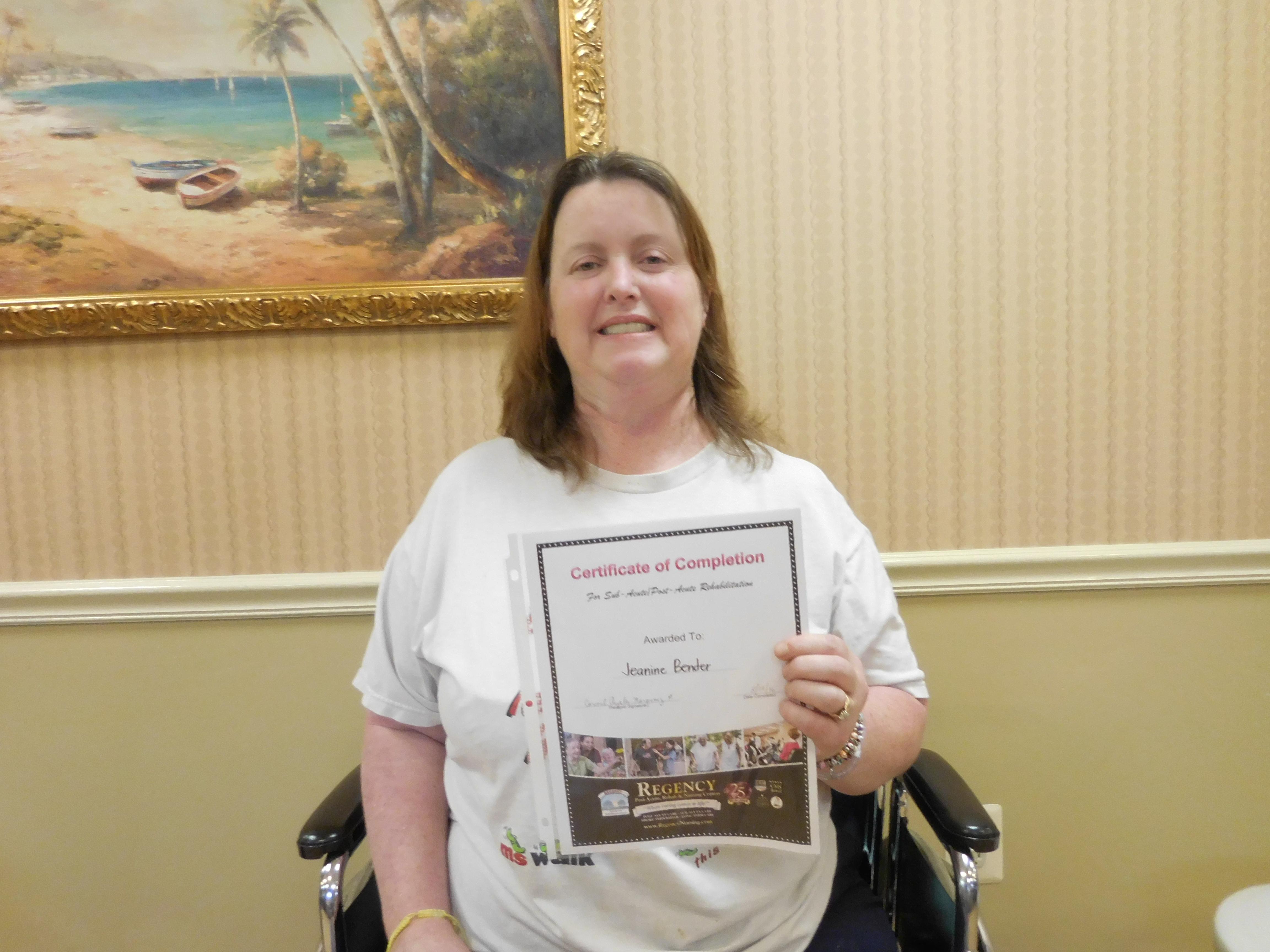 graduate another regency grande success story regency nursing